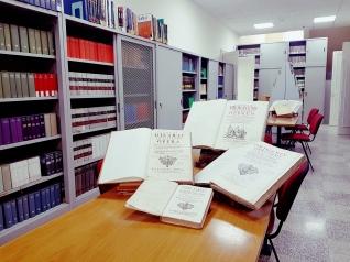 Biblioteca Diocesana - Polo Culturale (2)