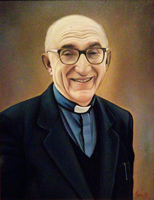 Don Farias ritratto di Curcio